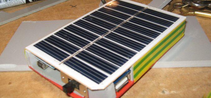 Comment fabriquer son propre panneau solaire ?