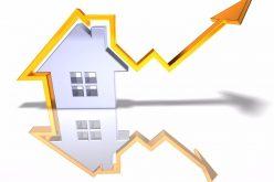 Progression du marché de l'immobilier