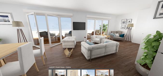 La visite virtuelle en immobilier, un bon argument de vente ?