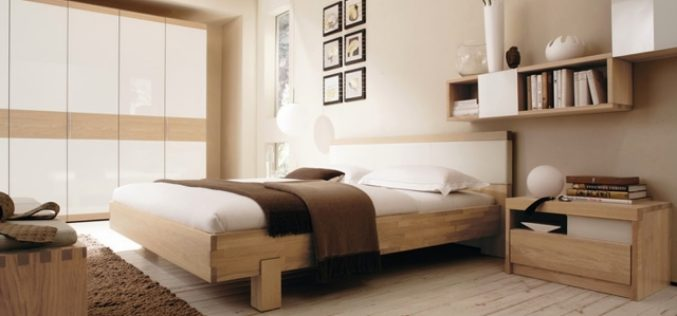 Créer une chambre à coucher reposante
